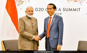Prime Minister meeting with President of Indonesia