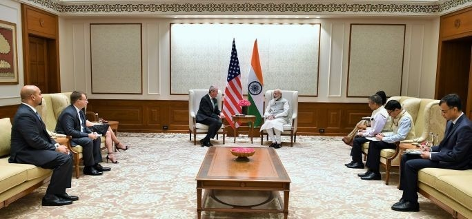 Call on Prime Minister by Governor of New Jersey, Mr. Phillip D. Murphy