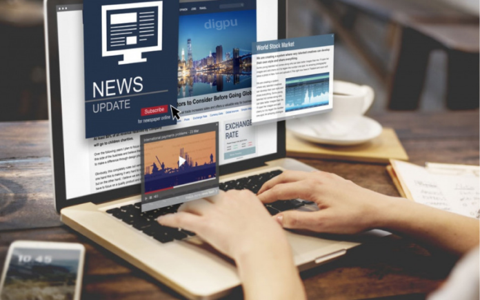 Digital Media Changing The Face Of Press Releases
