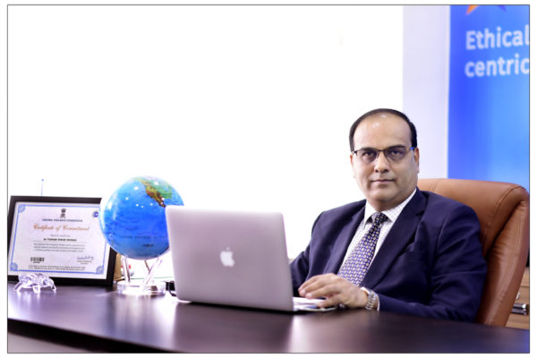 Dr Tushar Vinod Deoras – India's #1 Career Counsellor With A Social Cause
