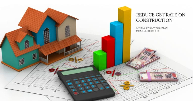 Reduce GST Rate on Construction of On-going Residential projects from 1st April 2019 – As a builder, how to decide?