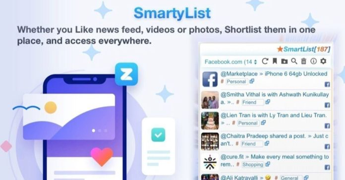 SmartyList – The Future Of Online Browsing Launched In India