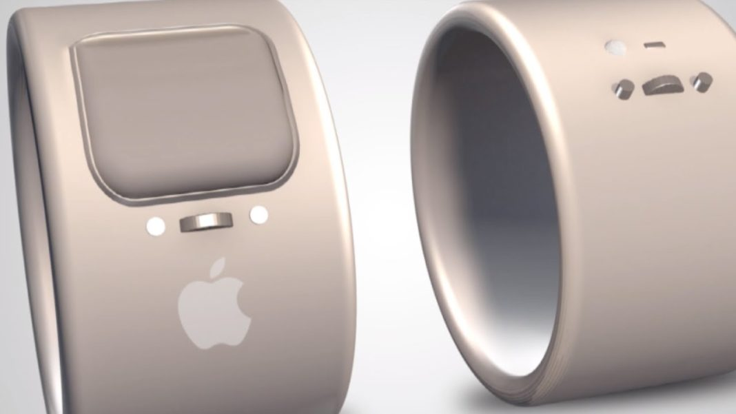 Apple patent hints at gesture-controlled smart ring