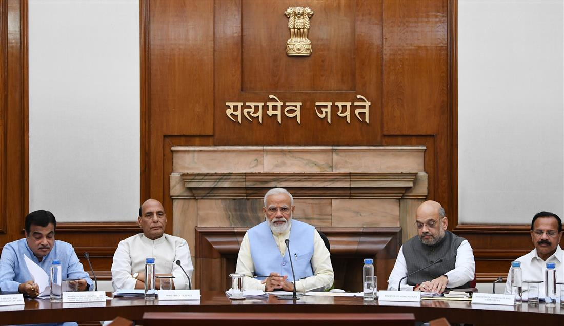 Cabinet approves Inclusion of 5,300 DP families of J&K-1947 who initially opted to move outside the State of J&K