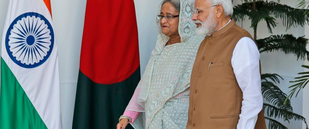 India-Bangladesh Joint Statement during Official Visit of Prime Minister of Bangladesh to India