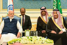 India to become the fourth country to sign such an agreement with Saudi Arabia