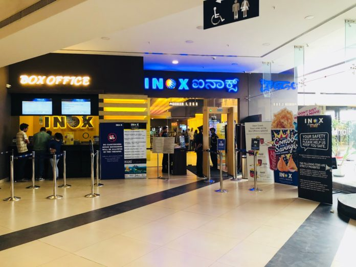 Inox Leisure reports 42 pc growth in Q2 total revenue