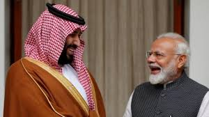 Joint Statement on Visit of Prime Minister of India to the Kingdom of Saudi Arabia