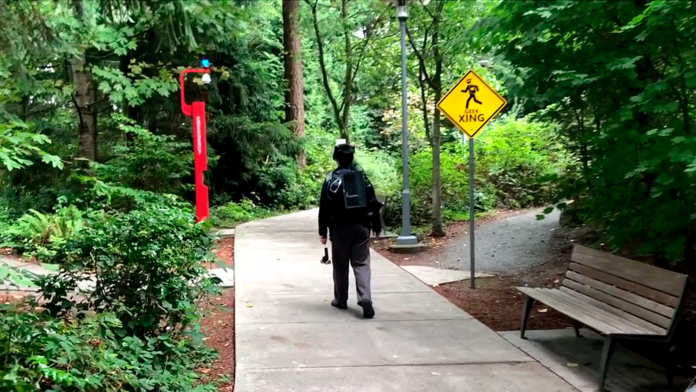 Microsoft's latest VR project is a virtual walk in the park