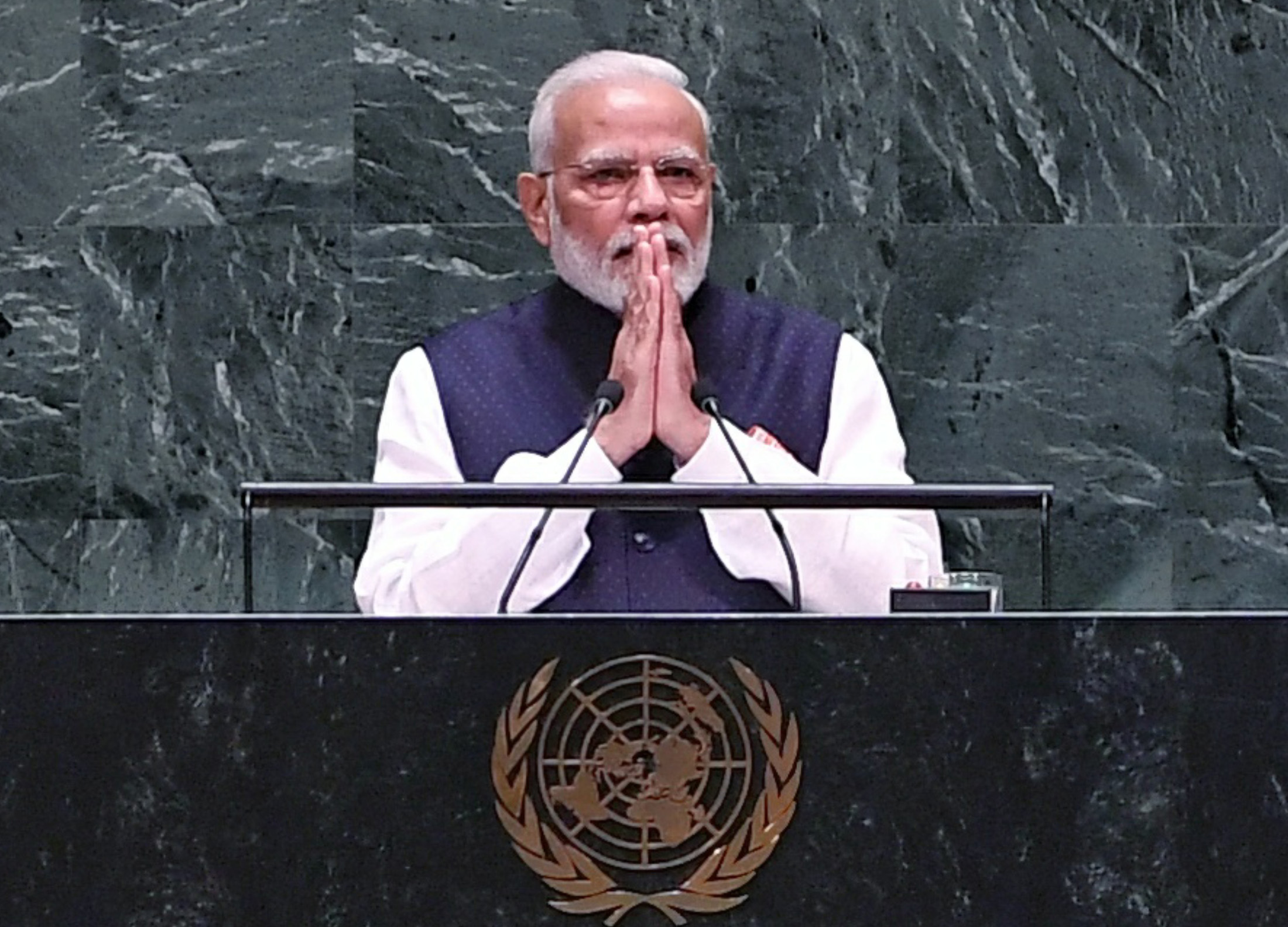PM's address to the UNGA
