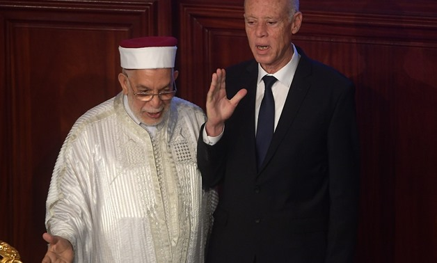 PM congratulates Kais Saied on being sworn-in as President of Tunisia