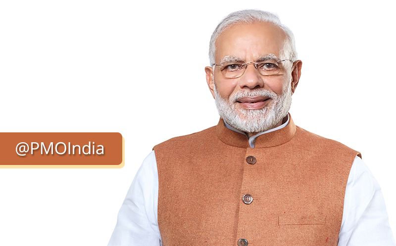 PM greets the nation on Dhanteras