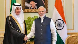 PM meets Saudi Arabia's Minister of Labour and Social Development