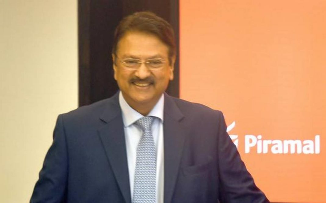 Piramal reports 18 pc jump in Q2 net profit at Rs 569 crore