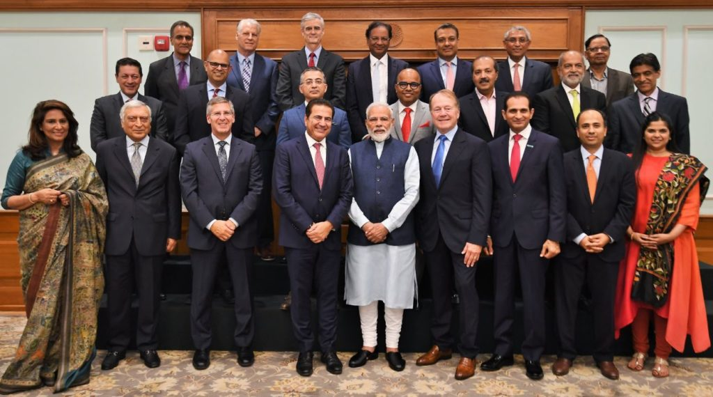 US India Strategic Partnership Forum calls on PM