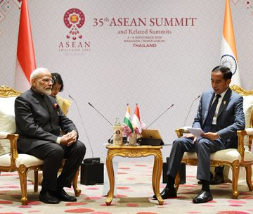 Bilateral Meetings of the Prime Minister on the sidelines of ASEAN – India Summit, Bangkok