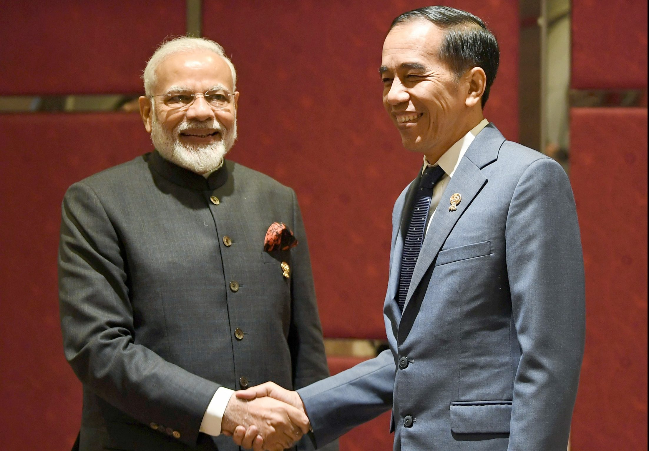 PM's meeting with President of Indonesia