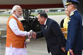 PM to visit Thailand from 2nd-4th November 2019
