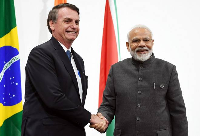 Text of PM's Media Statement during the state visit of President of Brazil