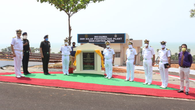 Missile Park 'Agneeprastha' to be set up at INS Kalinga