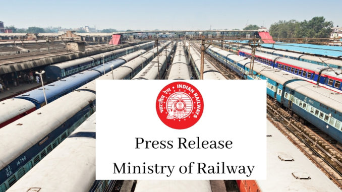 Railways to initiate strict against the agency.