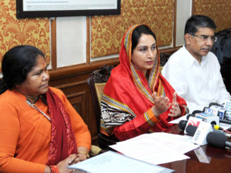 Smt. Harsimrat Kaur Badal holds regular video conferences with food processing industry stakeholders to assess situation at ground level