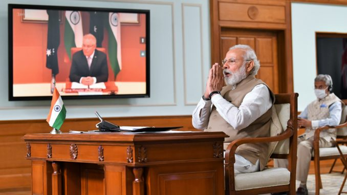 PM condoles the demise of Shri Ved Marwah