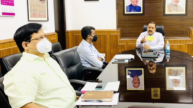 The preparatory meeting was attended by Dr. K.Shivaji, Secretary DARPG, V.Srinivas Additional Secretary DARPG, Smt. Jaya Dubey Joint Secretary DARPG and Chairman and Managing Director BSNL Shri P.K.Purwar.