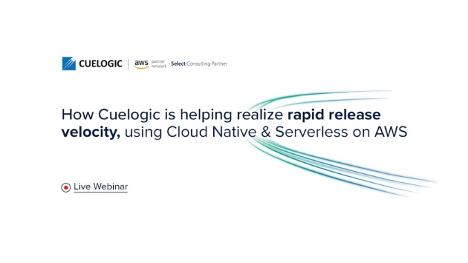 Cuelogic Technologies & AWS conduct webinar aimed to help technology leaders
