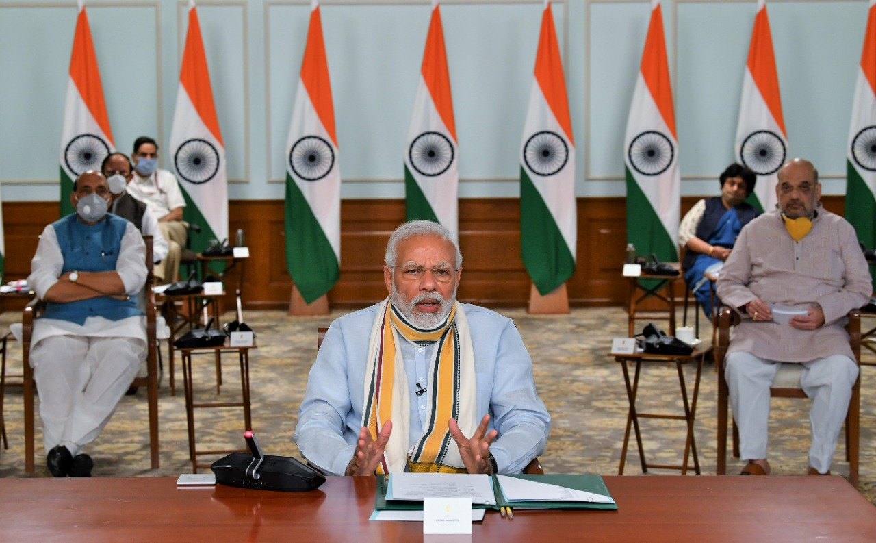 PM calls for a reformed multilateralism with a reformed United Nations at its center