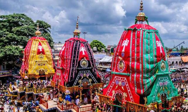 Vice President wishes the people on the auspicious occasion of Jagannath Puri Rath Yatra