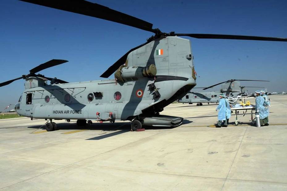 Indian Air Force Inducts Indigenous Airborne Rescue Pod for Isolated Transportation (ARPIT)