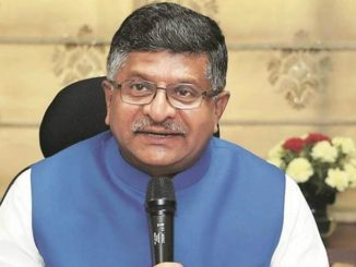 India as a major country of the world with appropriate technology, capital including FDI and extraordinary human resource contributing significantly to the global economy: Ravi Shankar Prasad