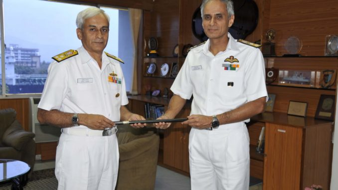 Eastern Naval Command gets new Chief of Staff