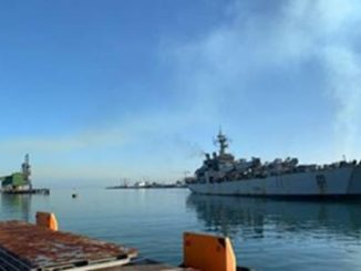 Mission Sagar: INS Kesari Returns to Port Louis, Mauritius