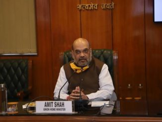 Shri Amit Shah held intensive consultations with the Puri King, revered Shankaracharya of Puri and Solicitor General