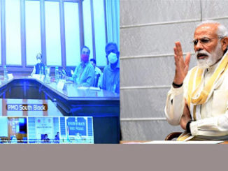 English rendering of PM's opening remarks during Interaction with Chief Ministers on Covid-19