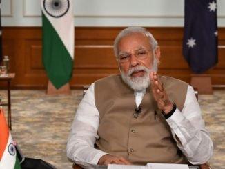 PM reiterates the pledge to preserve the planet's rich biodiversity