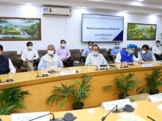 GOM reviews containment measures of COVID-19