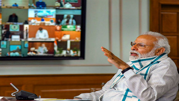 English rendering of PM's address at the launch of Atma Nirbhar Uttar Pradesh Rojgar Abhiyan via Video Conferencing