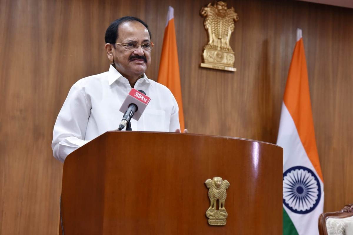Vice President asks researchers to come up with innovations to solve farmers' problems