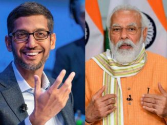 Google CEO briefs PM on Google's large investment plans in India