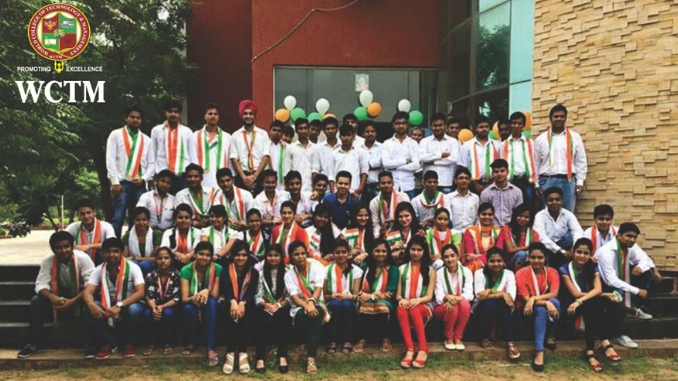 WCTM Gurgaon is building talent that can make a difference