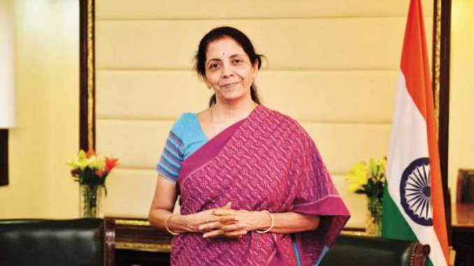 Finance Minister Smt. Nirmala Sitharaman reviews implementation of Aatma Nirbhar Bharat Package pertaining to Ministries of Finance & Corporate Affairs