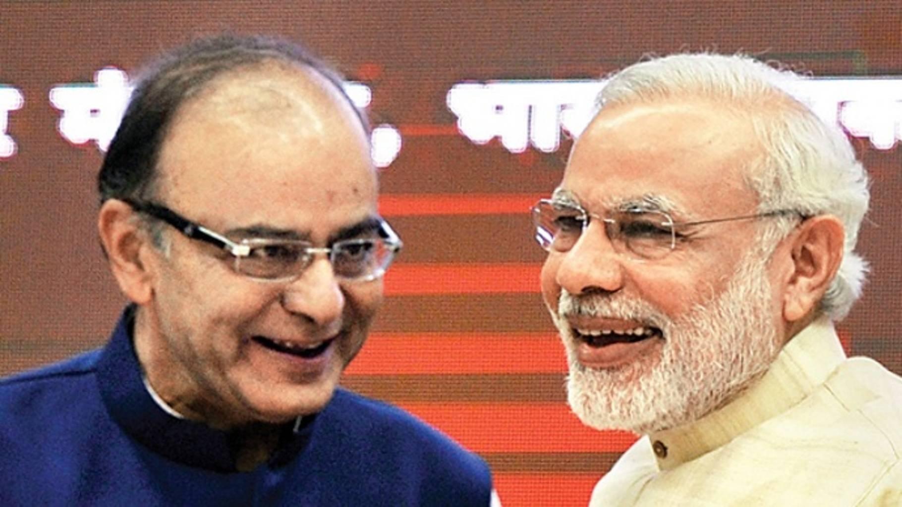 PM remembers Arun Jaitley on his first Punya Tithi