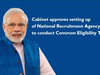 PM expresses happiness over setting up of National Recruitment Agency