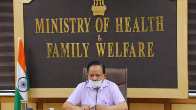 Union Govt reaches the landmark of distributing more than 3 Cr N95 Masks to States