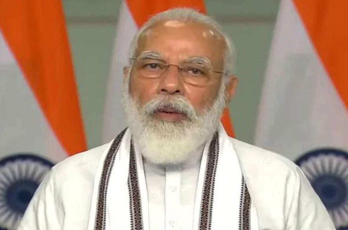 PM expresses grief over the loss of lives due to building collapse in Raigad, Maharashtra