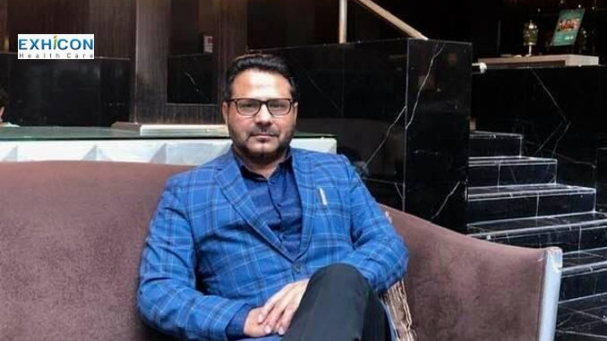 M Q Syed, Founder, EXHICON