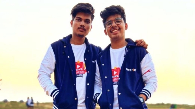 India's first duo gaming channel 'TWO-SIDE GAMERS' hits 5-million subscribers on YouTube